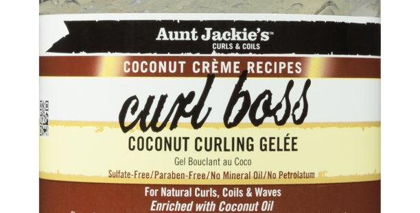 AUNT JACKIE'S™ Curl Boss Coconut Curling Gelée 426 g 15 oz