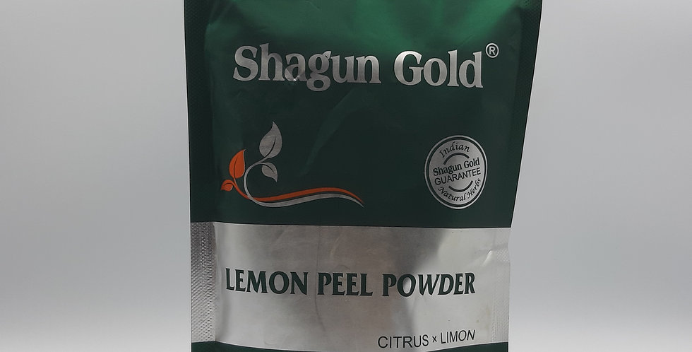 Shagun Gold Lemon Peel Powder 100g