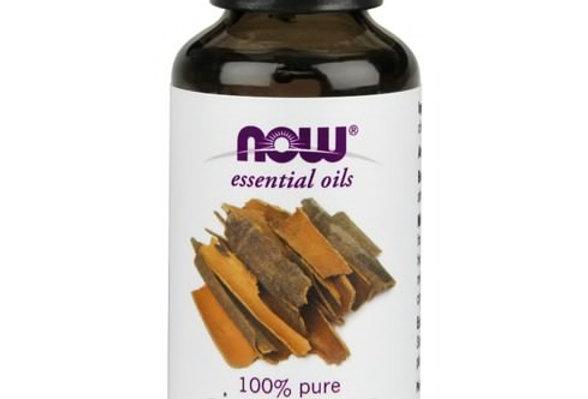 NOW Cinnamon Cassia Essential Oil
