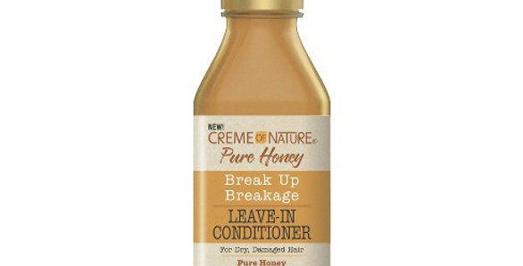 Creme of Nature Pure Honey Break Up Breakage Leave-In Conditioner 237 ml