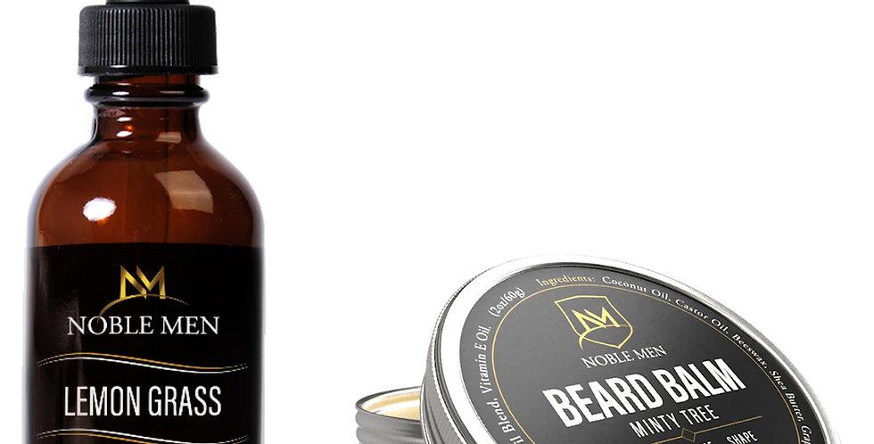 Beard Oil & Beard Balm