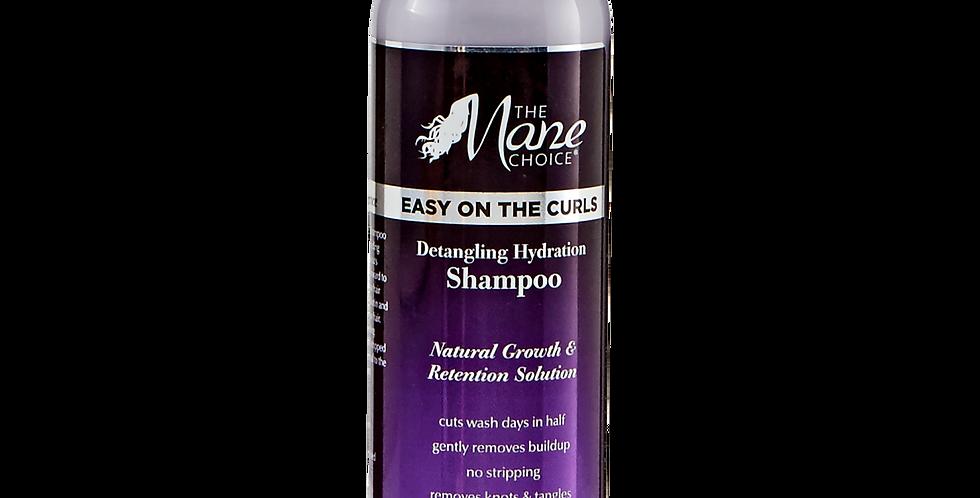 The Mane Choice Easy On The CURLS - Detangling Hydration Shampoo
