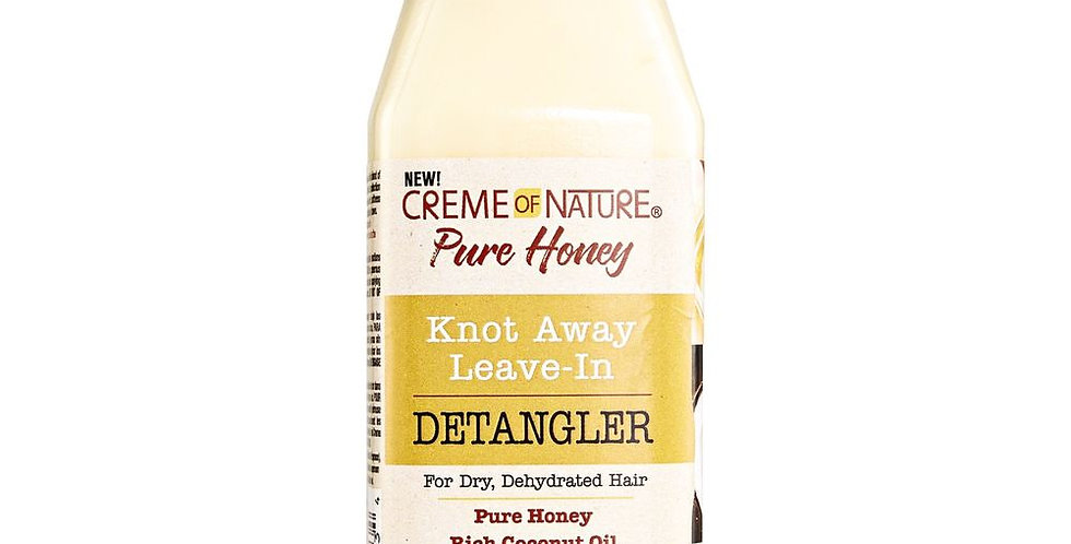 Creme of Nature Pure Honey Moisturizing Dry Knot Away Leave-In Detangler 237 ml
