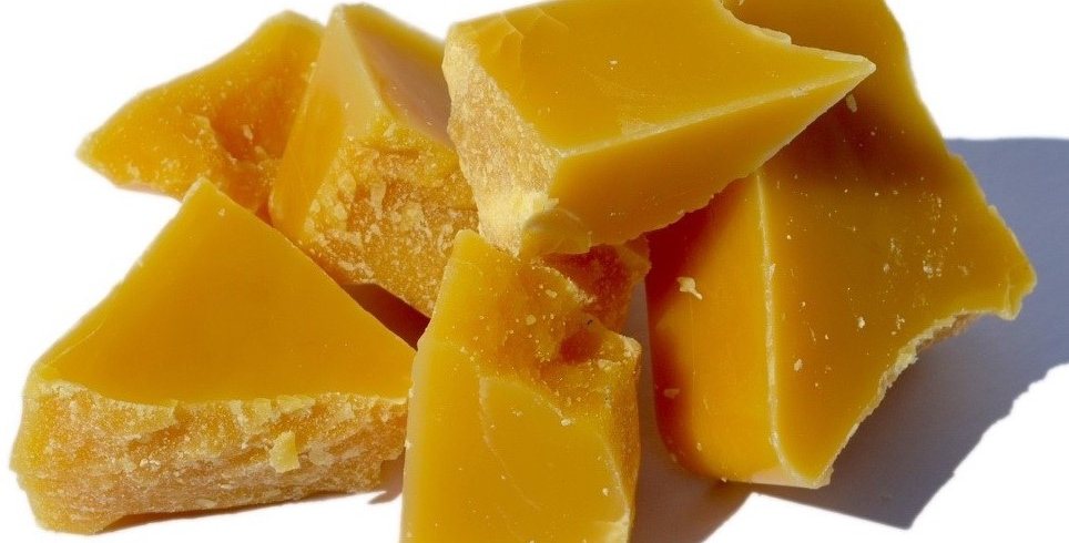MEJS Raw Beeswax