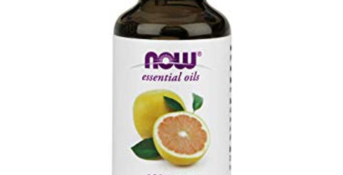 NOW Grapefruit Oil 1 fl oz (30ml)