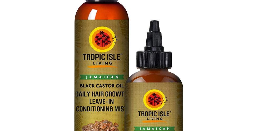 Tropic Isle Jamaican Black Castor Oil Hair Growth Duo