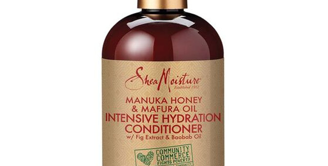 Shea Moisture Manuka Honey & Mafura Oil Intensive Hydration Conditioner - 384ml