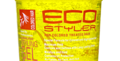 Eco Style Colored Treated Styling Gel