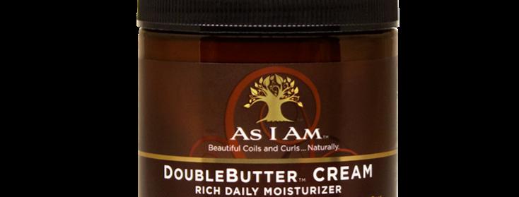 As I Am DoubleButter Cream 8 oz./ 227 g