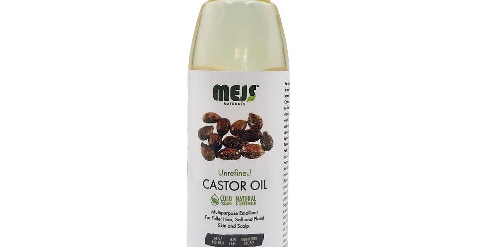 MEJS Unrefined Castor Oil