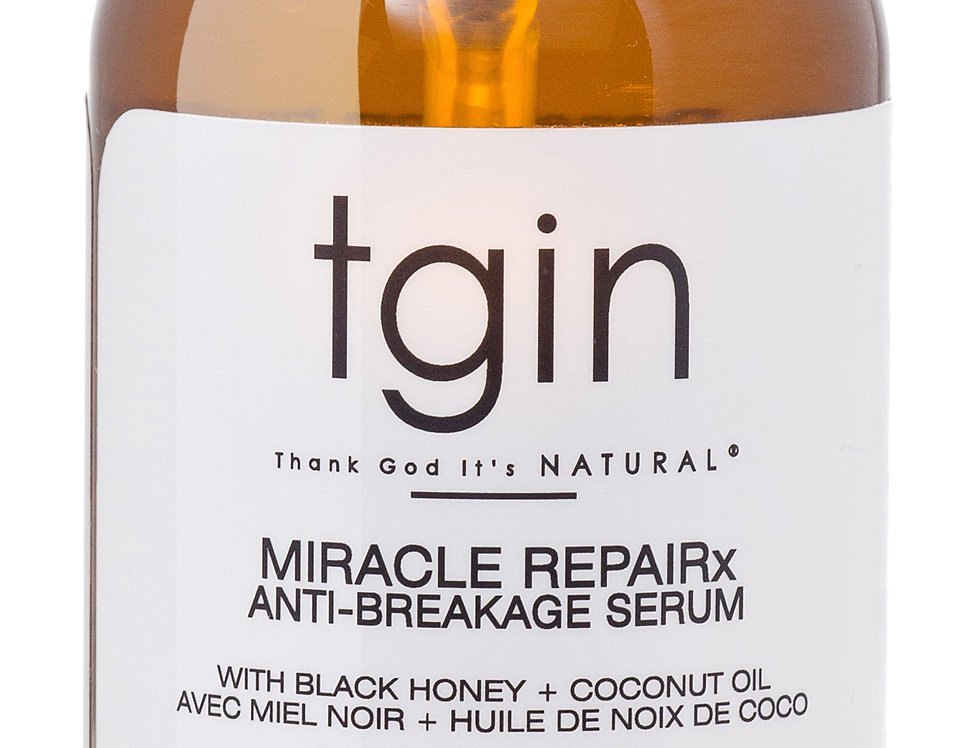 TGIN Miracle RepaiRx Anti-Breakage Serum – 4 oz./ 120 ml