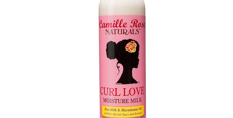 Camille Rose Curl Love Moisture Milk 8oz/240ml