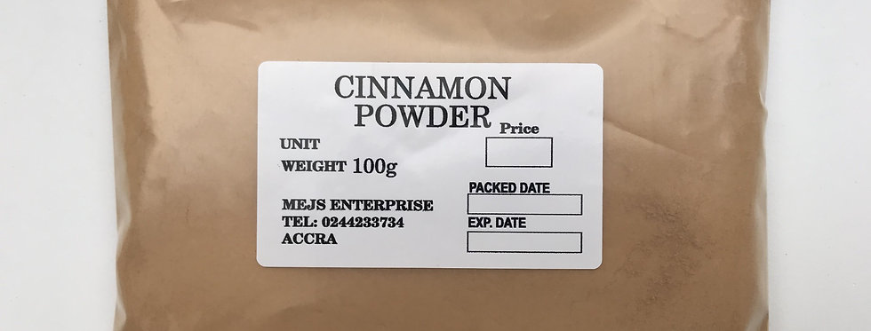 MEJS Cinnamon Powder 100g