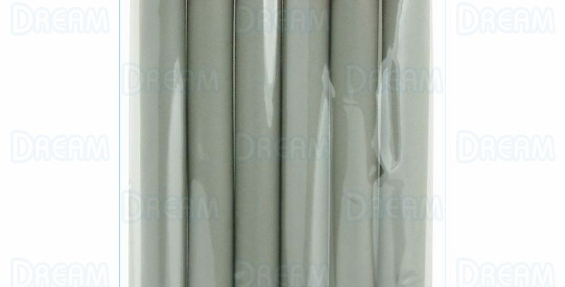 """Flexible Rods 7"""" - Grey"""
