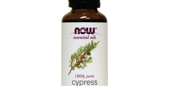 NOW Cypress Oil 1 fl oz