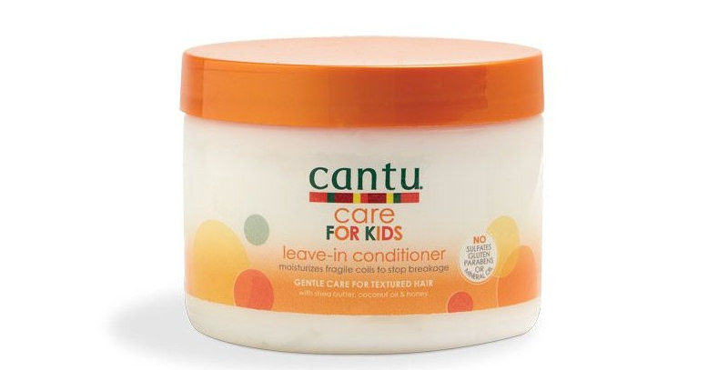Cantu Care for Kids Leave-In Conditioner 10 oz.