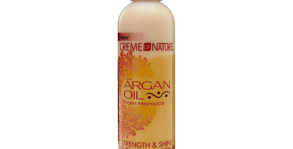 Creme of Nature Argan Oil Leave In Conditioner 250ml/8.45 fl oz