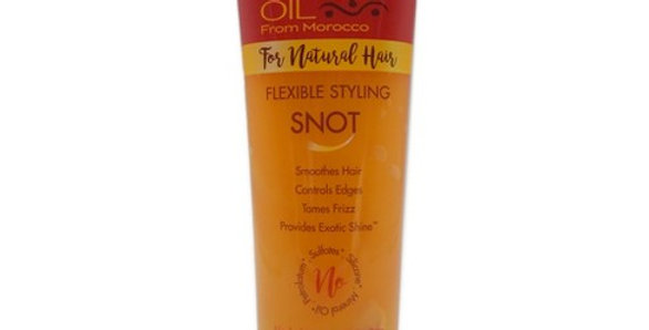 CON Argan Oil Flexible Styling SNOT 8.4 fl oz/ 284ml