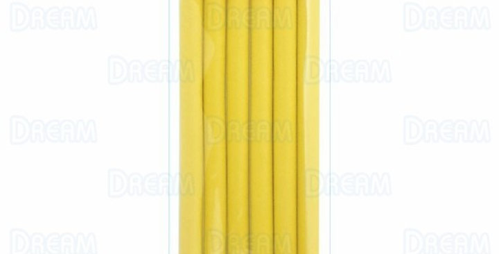 "Flexible Rods 7"" - Yellow"