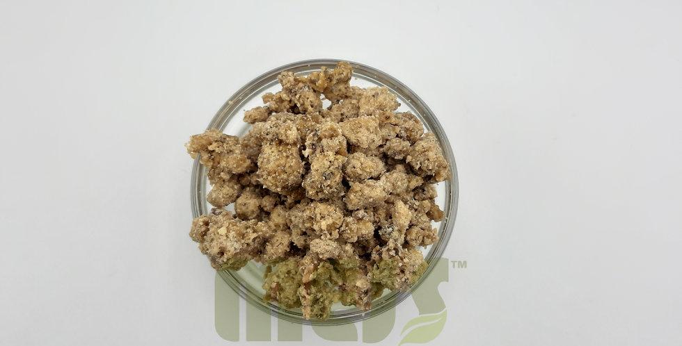 African Black Soap (Alata Samina) Powder/Crumbs