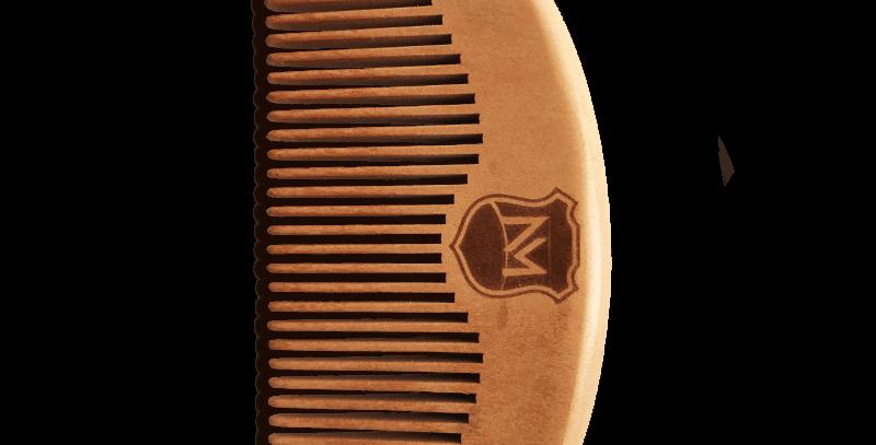 Noble Men Wooden Comb