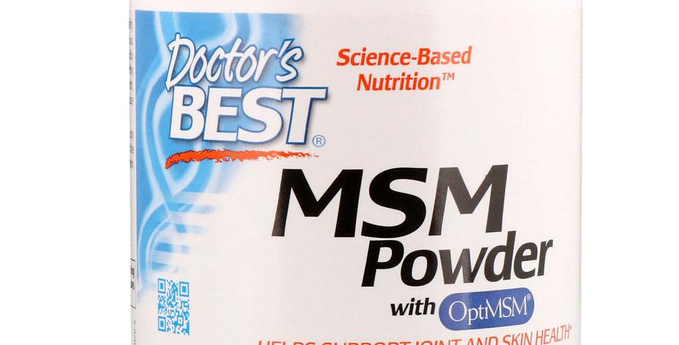 Doctor's Best MSM Powder