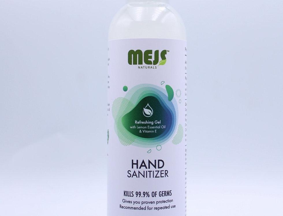 MEJS Hand Sanitizer Gel - Refreshing Lemon