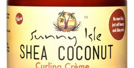 Sunny Isle Shea Coconut Curling Creme 16 oz