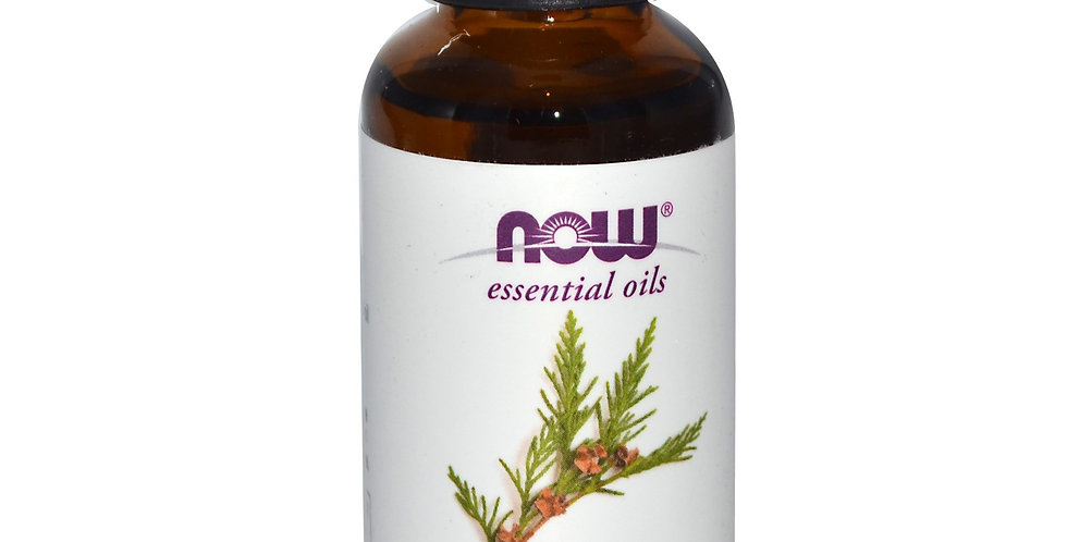 NOW Foods Essential Oils Cedarwood -1 fl oz
