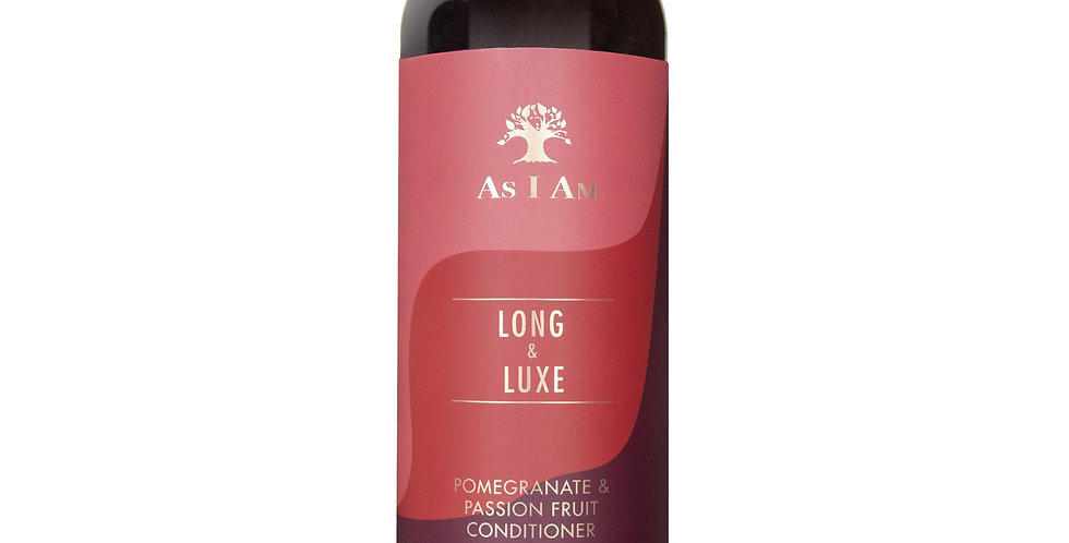 As I Am Long and Luxe  Conditioner– 12 fl oz./355ml