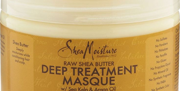 Shea Moisture Raw Shea Butter Deep Treatment Masque 12fl.oz.