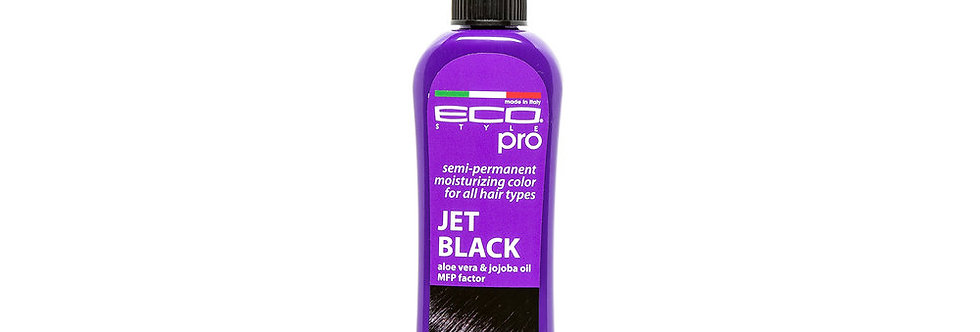 ECO Pro Hair Jet Black 100 ml