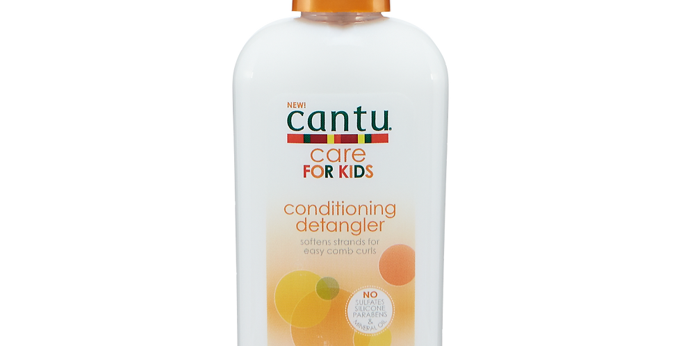 Cantu Care for Kids Conditioning Detangler 6 fl oz.
