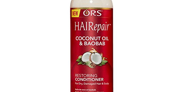 ORS HAIRepair Coconut Oil and Baobab Restoring Conditioner 370ml