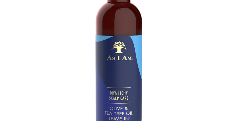As I Am Olive & Tea Tree Oil Leave-In Conditioner 237ml