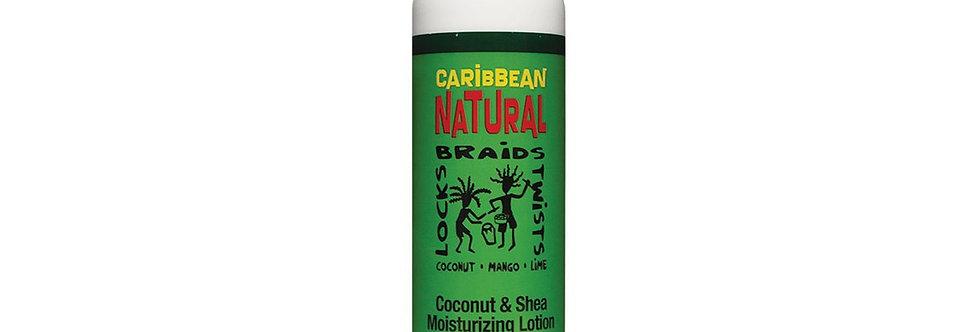 Caribbean Natural Coconut & Shea Moisturizing Lotion 8oz