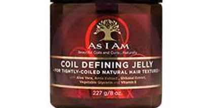 As I Am Coil Defining Jelly – 8 oz.