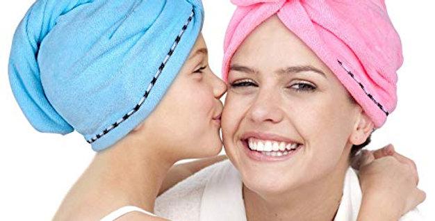 Micro Fibre Hair Towel