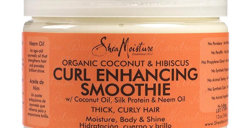 Shea Moisture Coconut & Hibiscus Curl Enhancing Smoothie 12fl.oz.