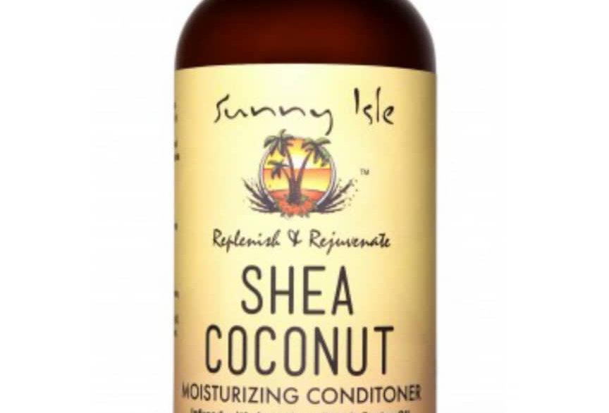 Sunny Isle Shea Coconut Conditioner 12 oz