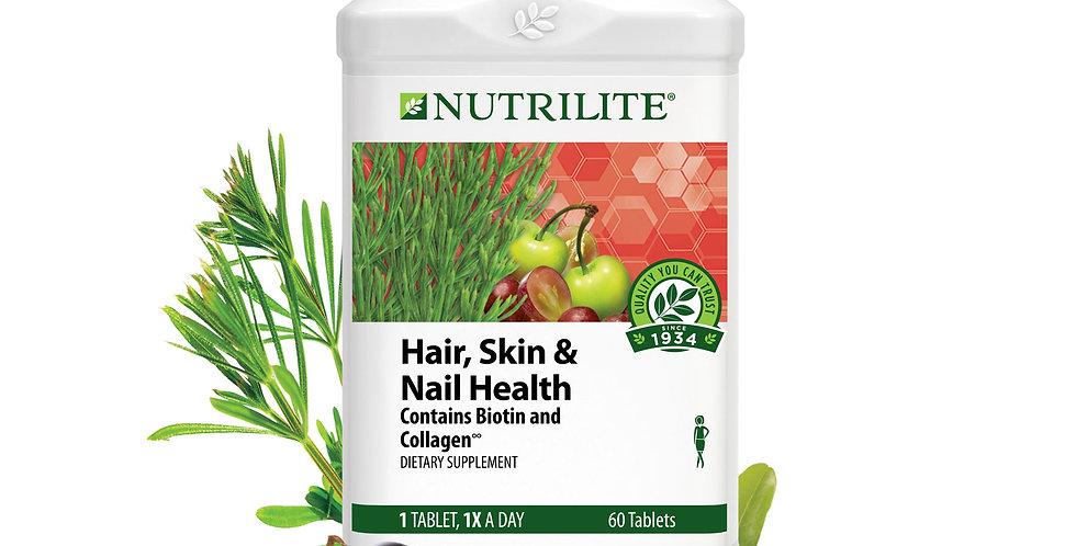 Nutrilite™ Hair, Skin & Nail Health 60 Tabs