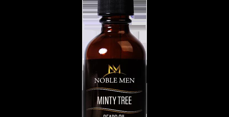 MINTY TREE BEARD OIL