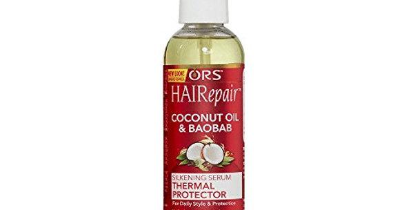 ORS HAIRepair Coconut Oil & Baobab Silkening Serum Thermal Protector 127ml