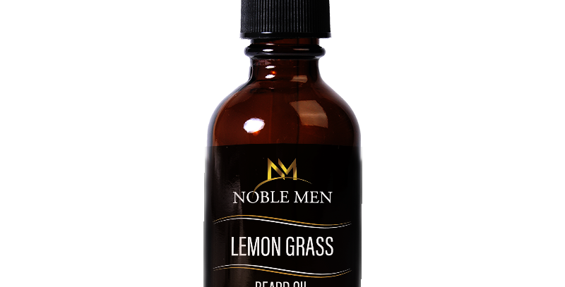 LEMON GRASS BEARD OIL