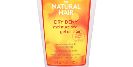 Cantu for Natural Hair Dry Deny Moisture Seal Oil 5oz