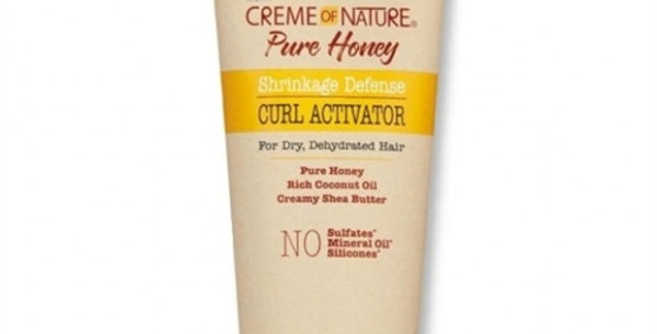 Creme of Nature Pure Honey Shrinkage Defense Curl Activator 310ml