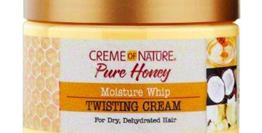 Creme of Nature Pure Honey Moisture Whip Twisting Cream 326 g