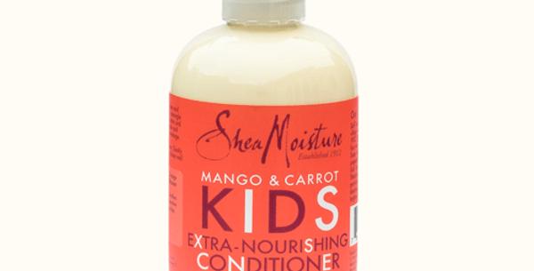 Shea Moisture Mango & Carrot Kids Extra-Nourishing Conditioner 8fl.oz.