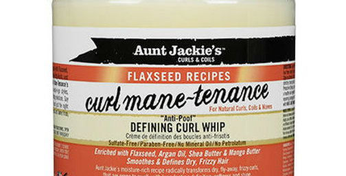 AUNT JACKIE'S™ CURL MANE-TENANCE. Defining Curl Whip 15 oz