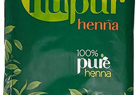 Godrej Nupur 100% Natural Henna 120g
